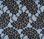 Allover paisly pattern