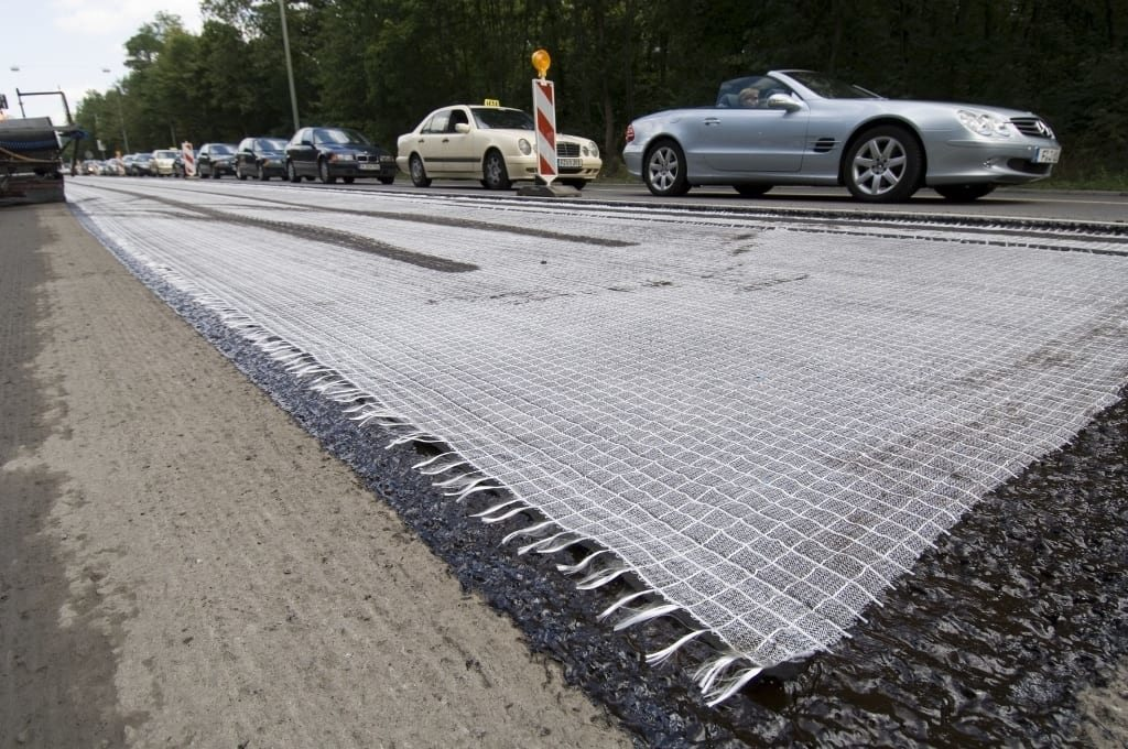 Geogrids Geotextiles Karl Mayer