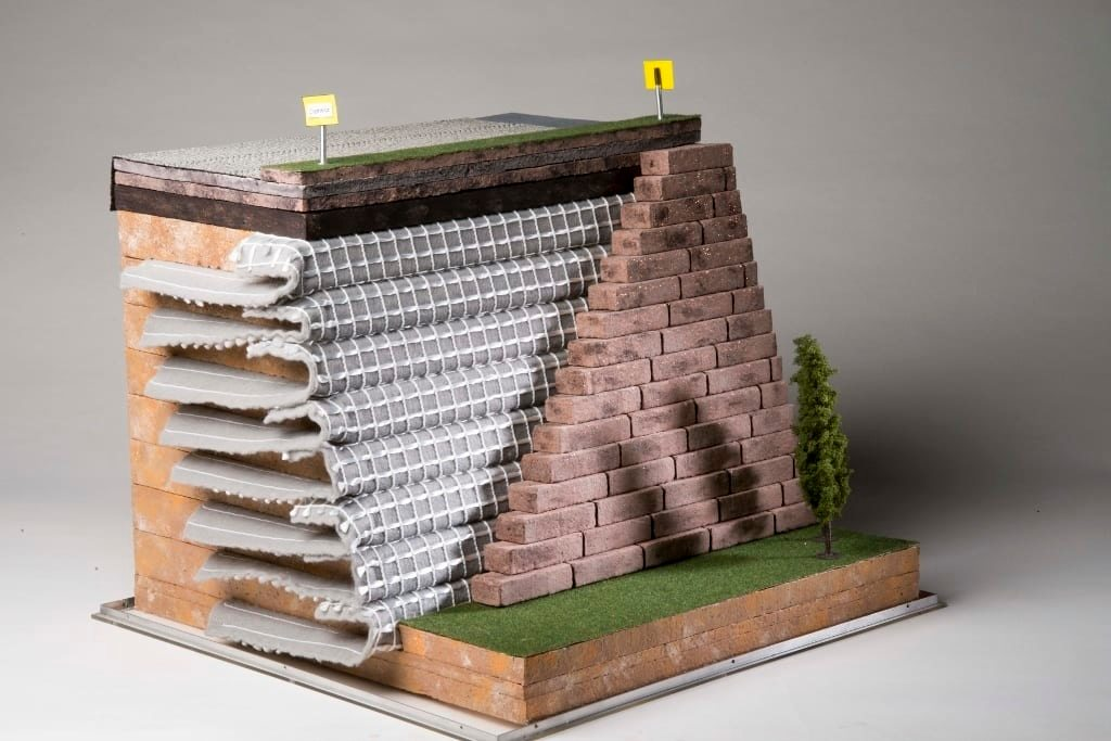 Geogrids/geotextiles   Karl Mayer