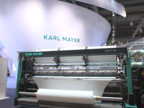 Innovations made by KARL MAYER