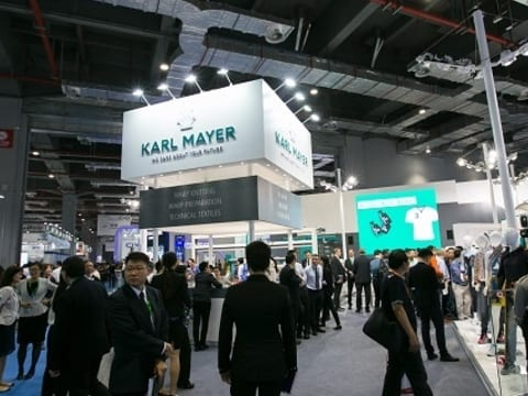 KARL MAYER at ITMA Asia + Citme 2016