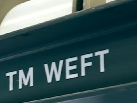 TM WEFT – a Weft Insertion Machine by KARL MAYER