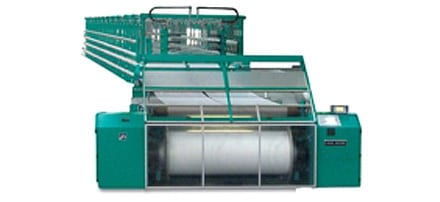 Beaming machines and direct warpers for filament and glass fiber yarns