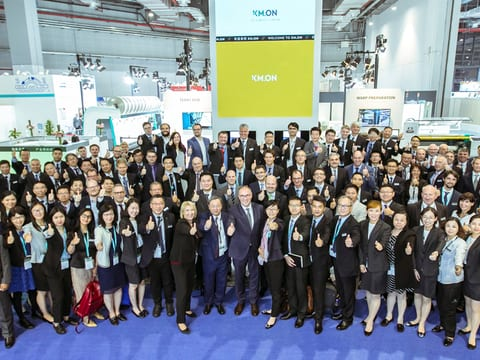 Impressions from ITMA ASIA + CITME 2018